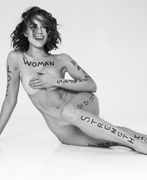 Ex Miss Universo Se Desnuda Para Sports Ilustrated