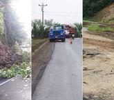 Estas son las 3 carreteras donde hay más riesgo de deslizamiento