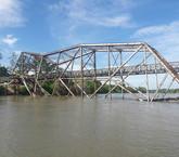 UNOPS: Acuerdo fronterizo es el principal reto del puente sobre el Sixaola