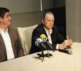 Carlos Alvarado reconoce desacuerdos por impuestos con Ottón Solís