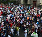 Se avecinan huelgas: Gobierno y sindicatos rompen diálogo
