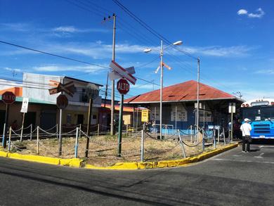 Resultado de imagen para Estación ferrocarril Heredia