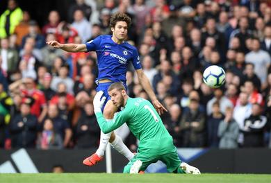United Nuevo Error Manchester El David Con Gea De rBxthsdCQ