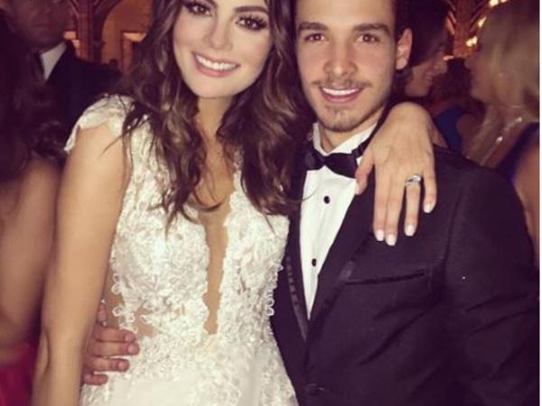 Fotos Así Fue La Boda De Ex Miss Universo Ximena Navarrete