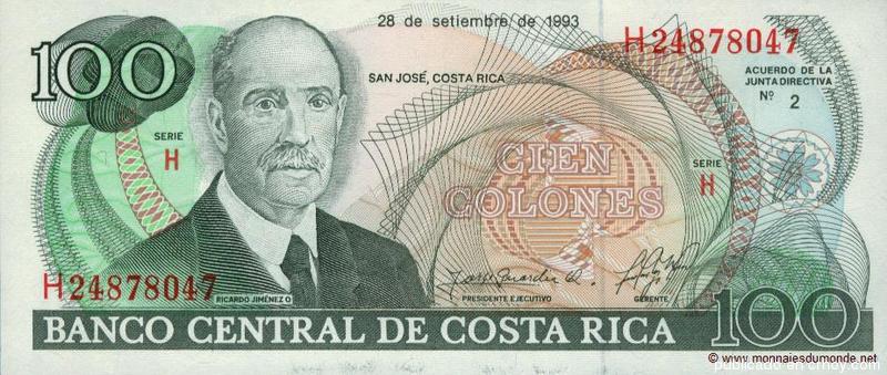 Resultado de imagen para Ricardo Jiménez Oreamuno